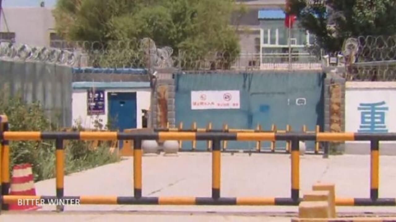 """中国拘押穆斯林升级""""再教育""""营扩张"""