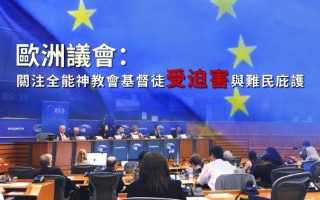 欧洲议会:关注全能神教会基督徒受迫害与难民庇护