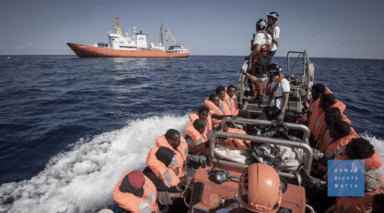 意大利警告欧盟:不分担移民意大利将停止缴费