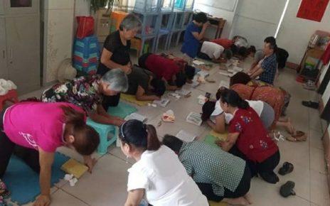 中国基督徒:宗教打压文革以来前所未有