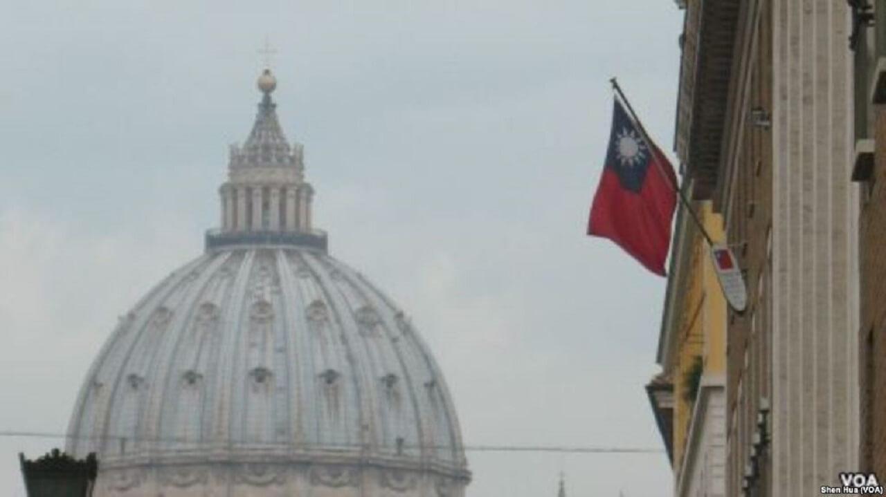 梵中签署主教任命临时协议 教宗方济各中国政策引争议