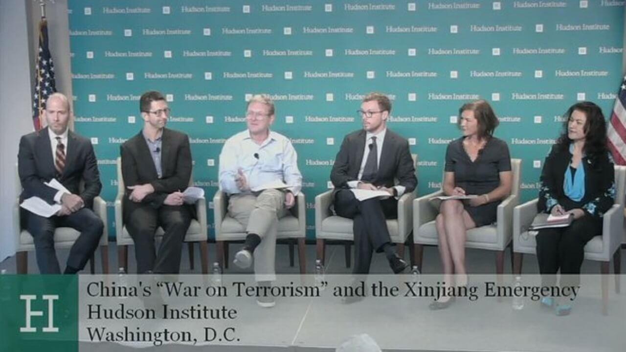 外国学者:中国以反恐为名推广国家安全政策