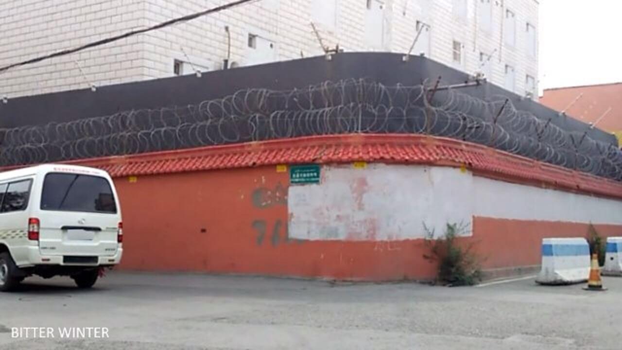在押人员被迫劳动 中共当局从中渔利