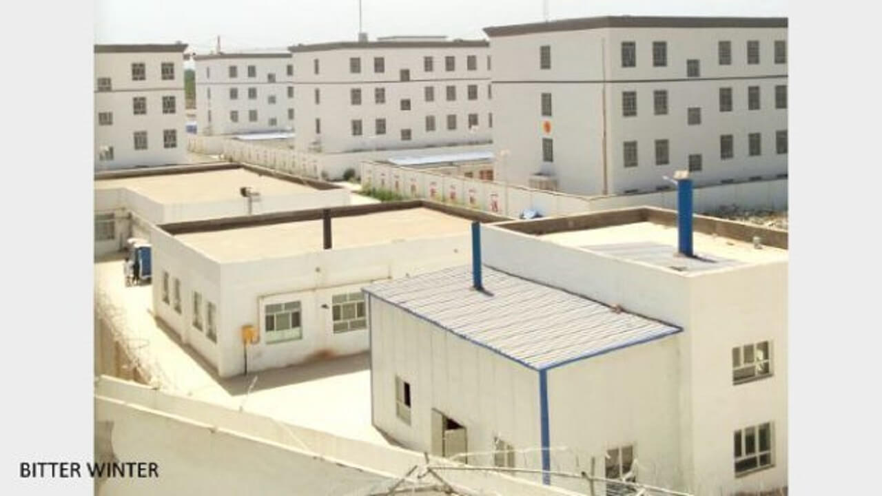 新疆「教育转化营」大量涌现(视频)