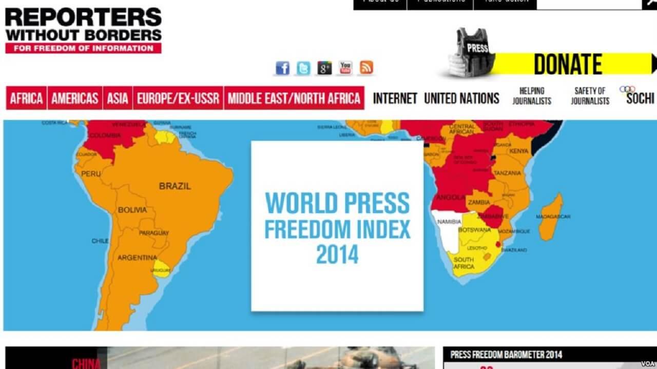 记者无国界呼吁联合国允许台湾记者采访