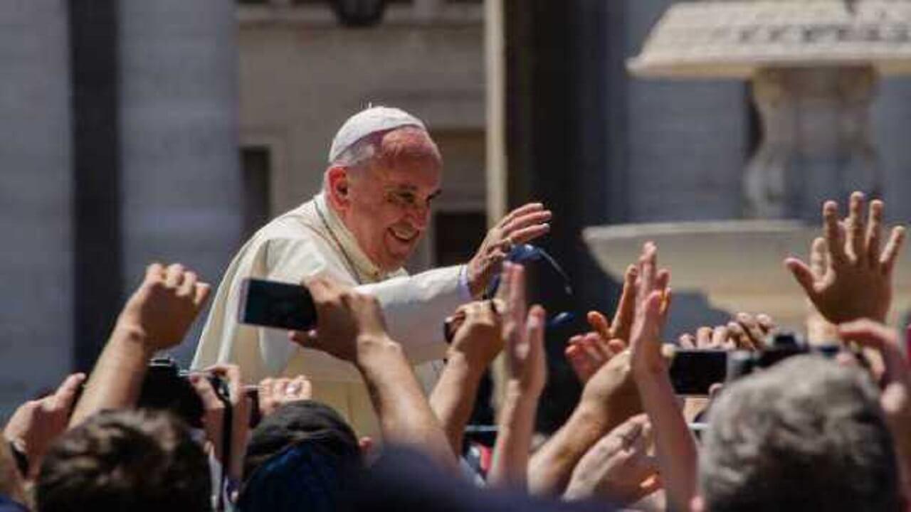 教宗方济各:中国的主教由我来任命