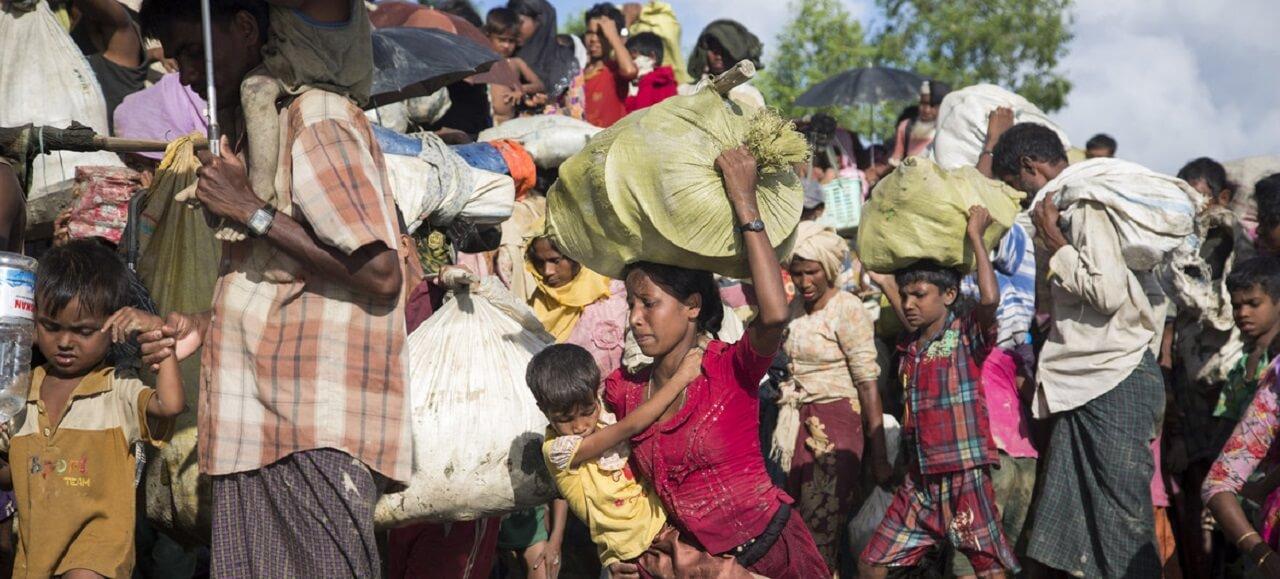 新任人权高专巴切莱特敦促缅甸立即无条件释放被定罪的路透社记者