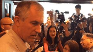 香港首次拒绝为一名记者延长工作签证