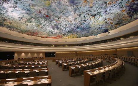 联合国普遍定期审议谴责中国侵犯宗教自由