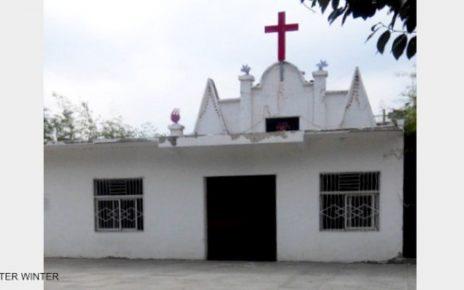 中国:对基督教会镇压加剧