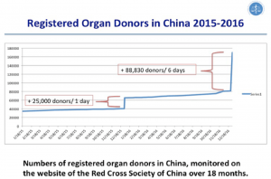 中国:器官移植行业繁荣背后的种族灭绝