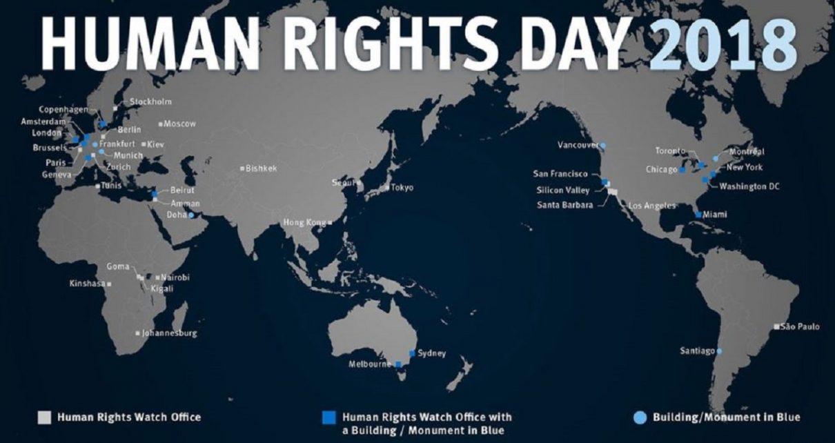 世界人权日之际中国人权状况倍受关注