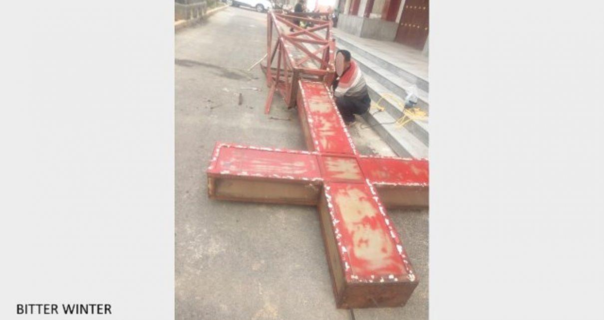 中梵协议后中国地下教会持续遭打压