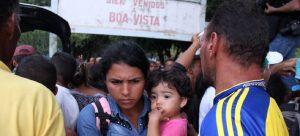 联合国为应对委内瑞拉大规模人口移徙发布美洲地区难民与移民应对计划