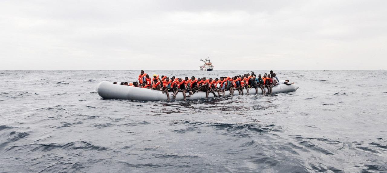 """联合国:身在利比亚的移民和难民面临""""无法想象的恐怖"""""""