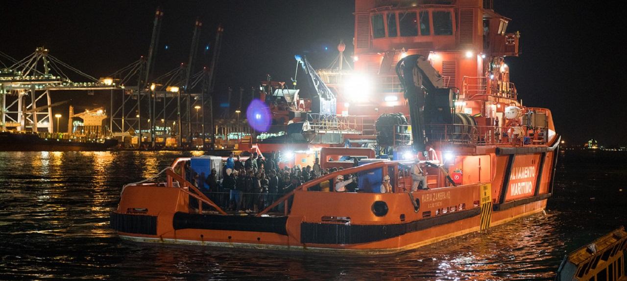联合国:13名难民和移民在地中海西班牙海岸附近罹难