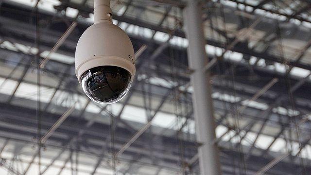 中国重庆监控位居世界首位
