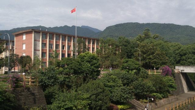 中国某高校