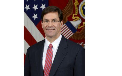 美国防部长 Mark_T._Esper