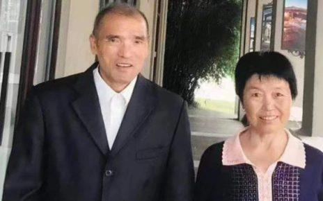深圳事件的中心人物:钱序德及其妻子皇甫红英